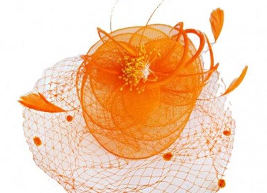 Orange Netting Fasinator