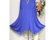 Long Sleeve Flared Tunic