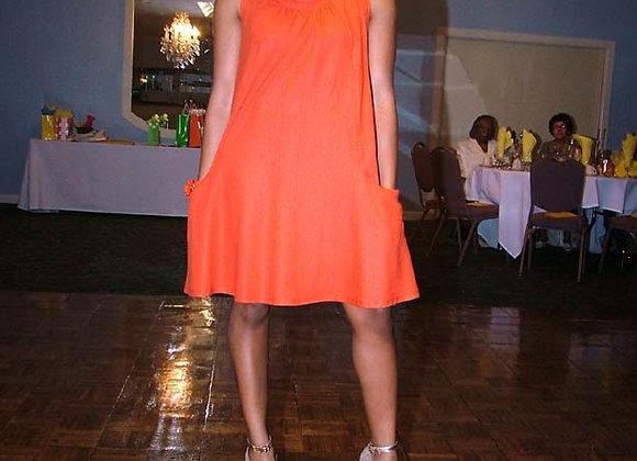 Big Pocket Dress