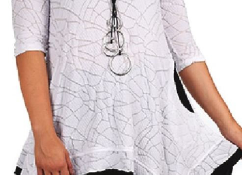 Cross Cut Tunic