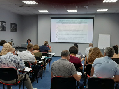 12-13 сентября в ТПП РФ г.Москва успешно прошел семинар-практикум