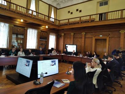 6-7 февраля 2020 в ТПП РФ г.Москва состоялся                 семинар-практикум