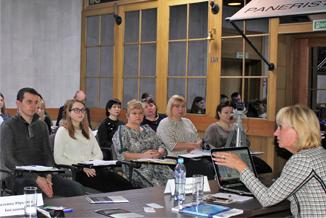 28 февраля -1 марта 2019 прошел семинар на тему: ТЕХНОРМИРОВАНИЕ  В ОПК