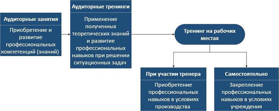 Методики ВШН-производственного обучения