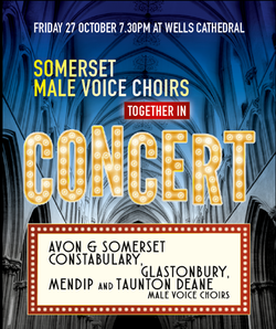 Somerset Choirs together in Concert