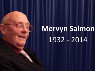 A tribute to Mervyn Salmon