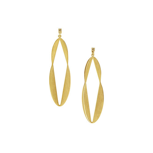 Double Lace Earrings - Small