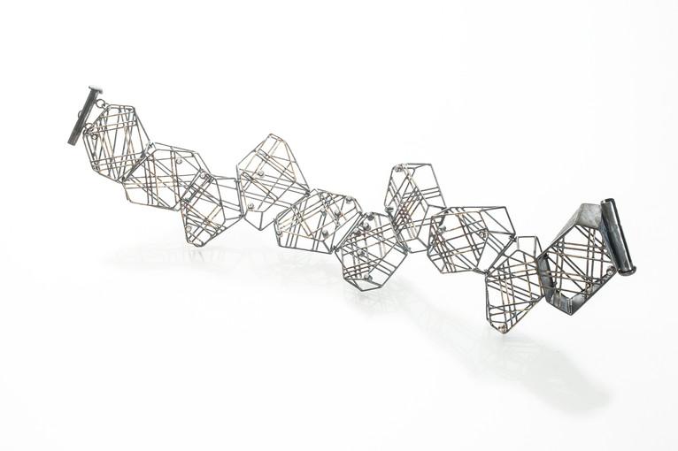 Bracelet 'Frequency modulation', Jee Hye
