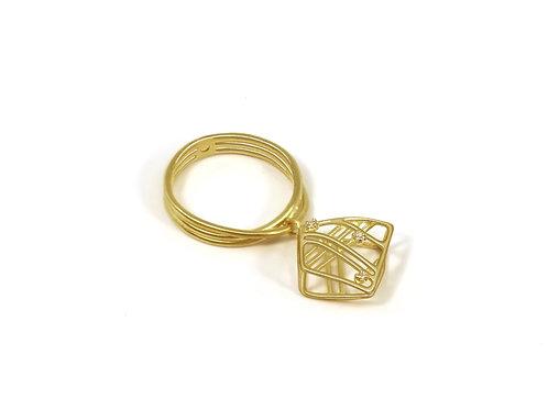 Polygon Geometric Ring
