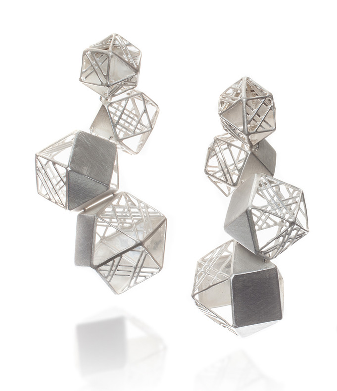 'Visible and Invisible', Earring, Jee Hy