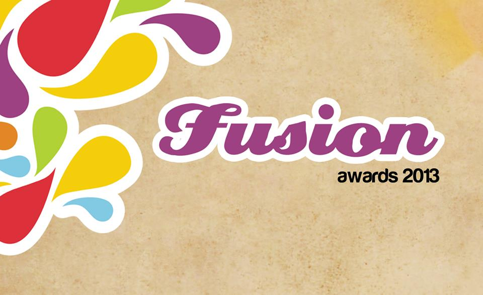 Fusion Awards 2013 Finalist