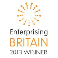 Enterprising Britain Winner Burnley