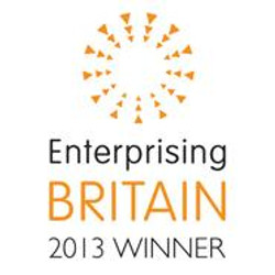 Enterprising Britain Winner Burnley
