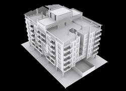 3D Model new build