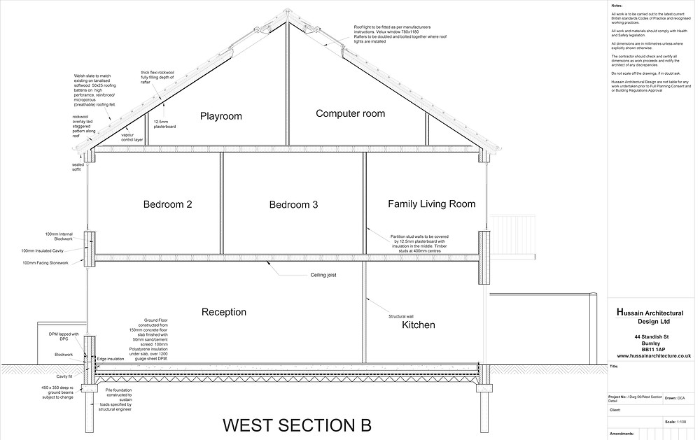 Residential Planning Permission BURNLEY