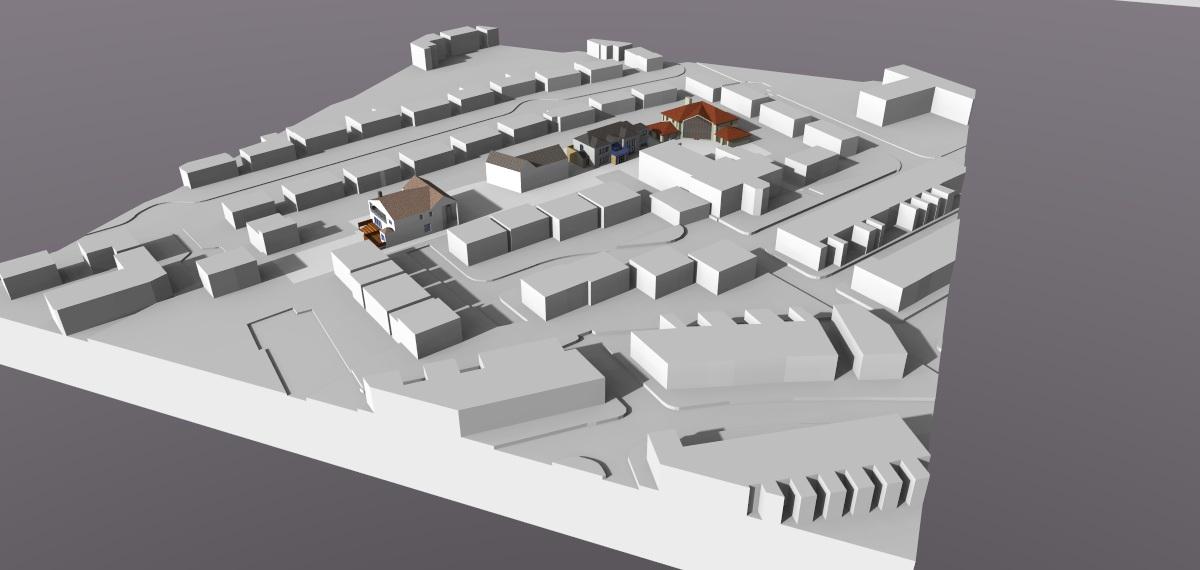 3D Images Planning