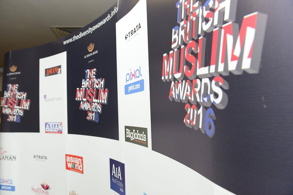 Finalist British Muslim Awards 2016