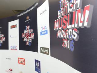 British Muslim Awards 2016 - Finalist