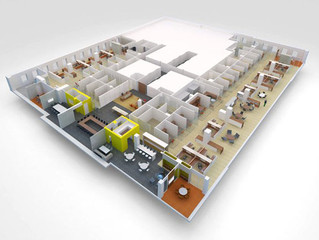 Design your work-space for higher productivity (Office Design)