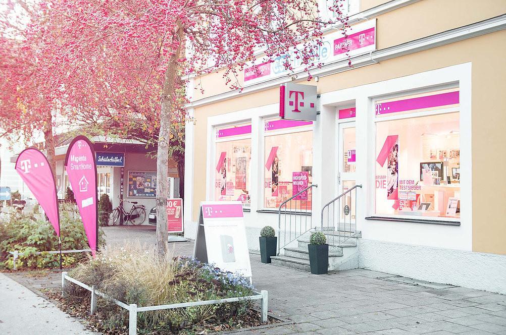 Shopbild Telekom Dachau