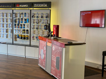 Shop sob telefon center Vodafone Abteilung