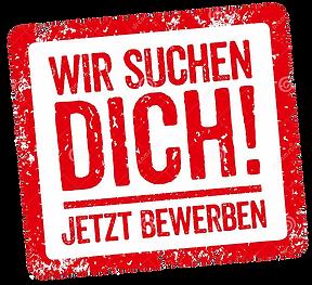 red-stamp-german-slogan-wir-suchen-dich-