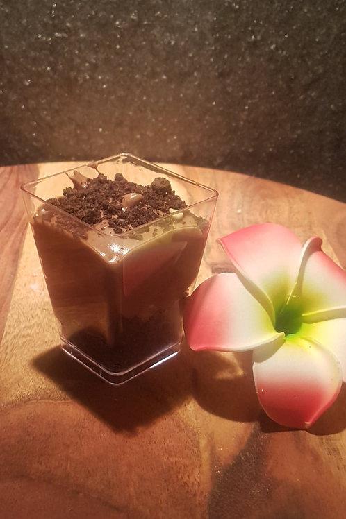 Chocolate Oreo mousse  Dessert cup x12