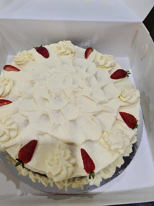 Fresh Cream Cakes* *Friday 18th June**