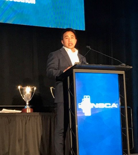 2018 NBSCA Award