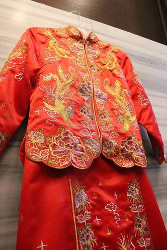 Chinese Wedding Dress M