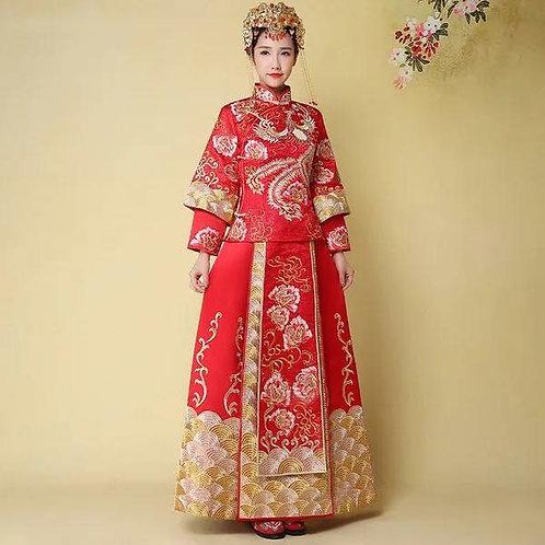 Chinese Wedding Dress XS