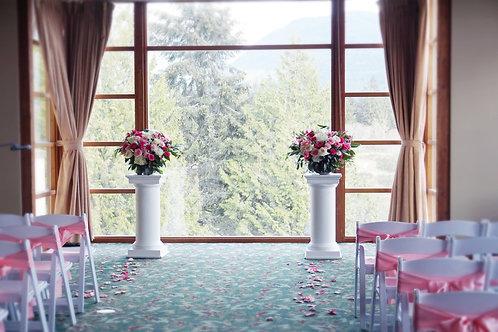 Wedding Pillars