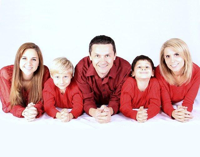 Un famille recomposée