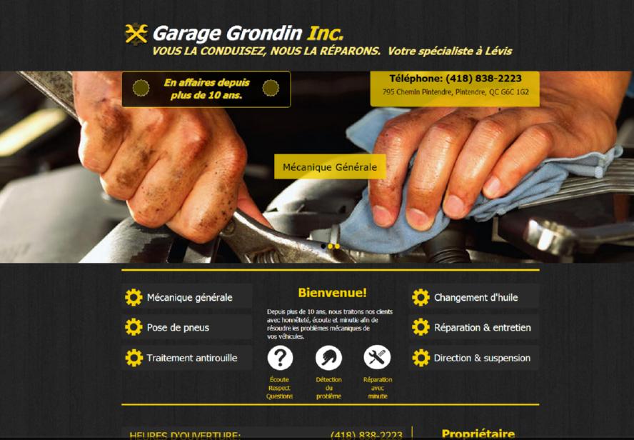 Garage Grondin