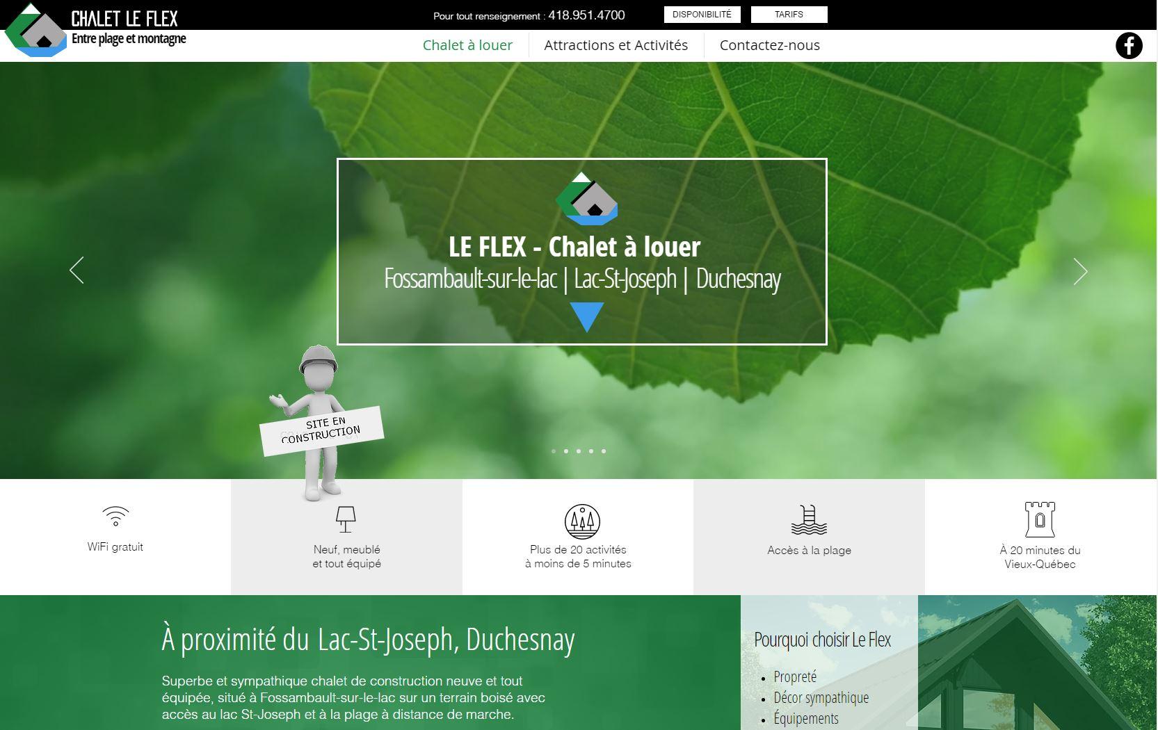 Chalet Le Flex