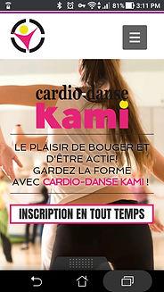 Cardio Danse Kami