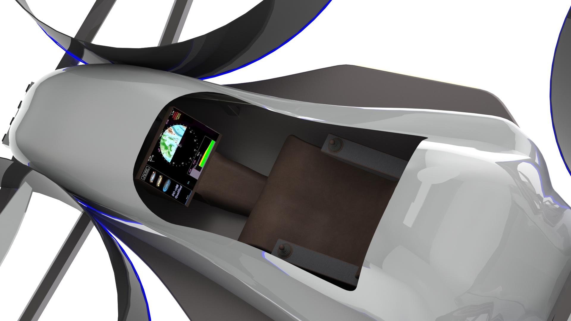 Cockpit & Center Console