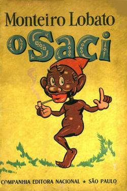 O_Saci J U CAMPOS 1941