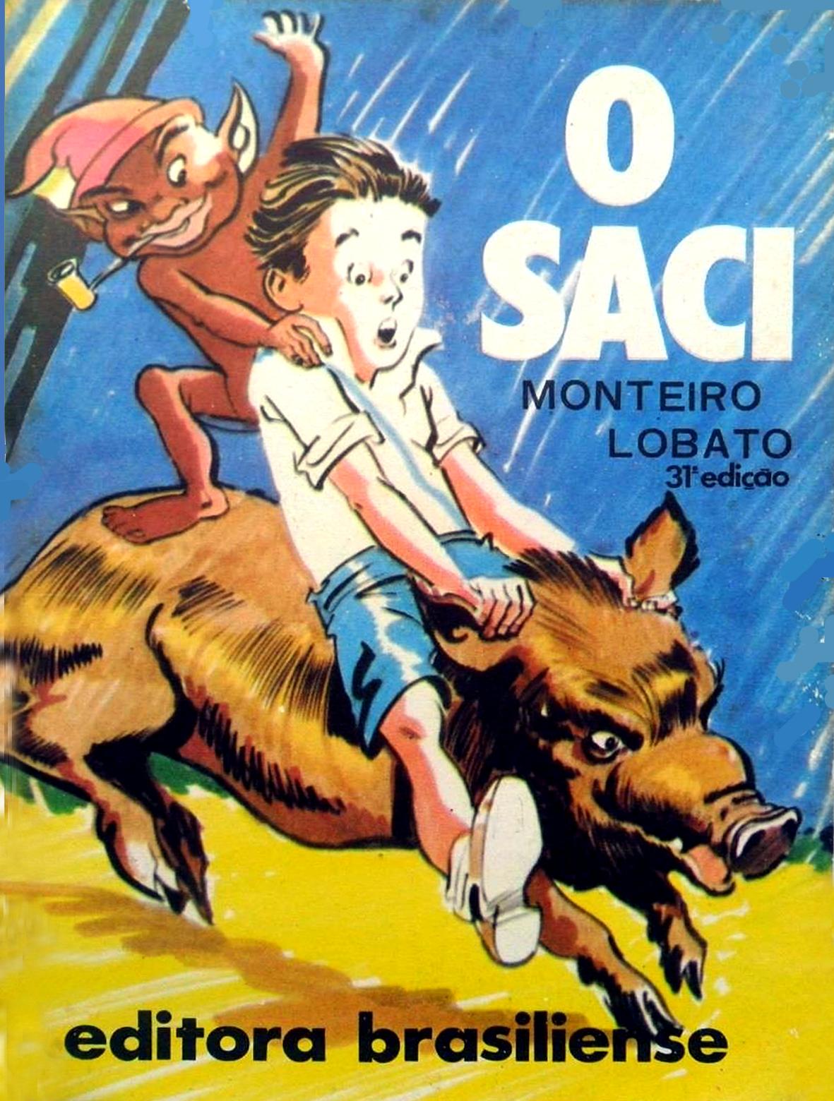 O saci (Monteiro Lobato) 1978