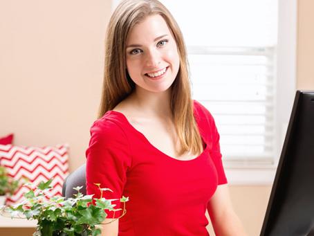5 Tips om effectiever thuis te werken
