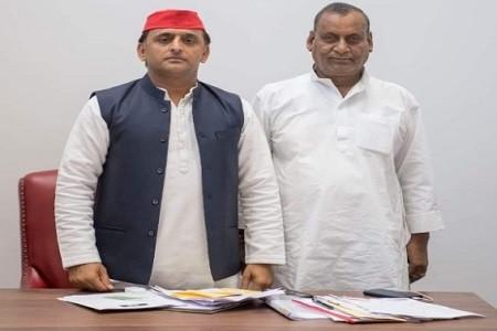 सपा ने पूर्व विधायक प्रेमपाल सिंह पर जताया भरोसा बदायूं का जिलाध्यक्ष किया नियुक्त