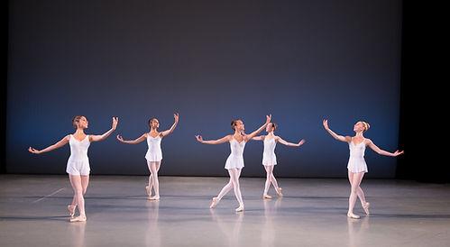 """""""Le Petite Danse"""", choroegraphed by Durante Verzola"""