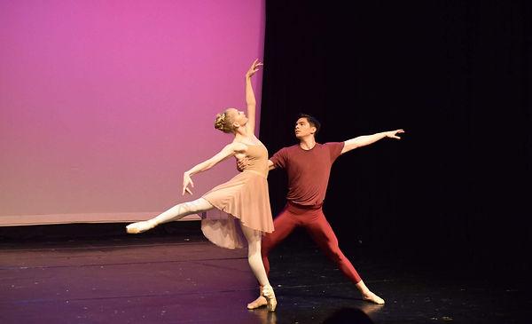 """Terpsichorus Maneuvers"", choreographed by Durante Verzola"