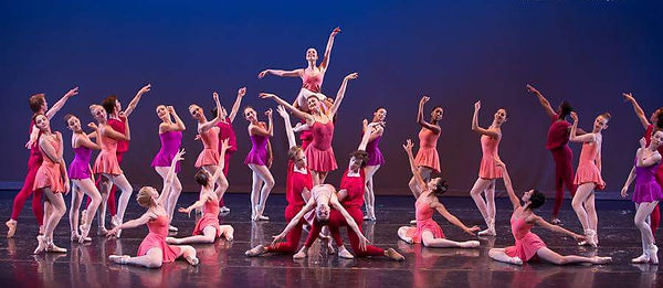 """""""Concerto D'oro"""", choreographed by Durante Verzola"""