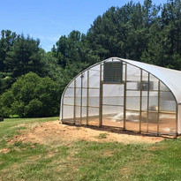 Greenhouse complete.