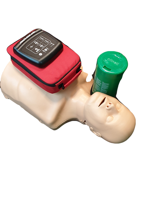 Basic Life Support and AED for Healthcare Professionals