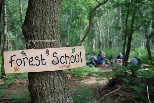 Forest Schools First Aid