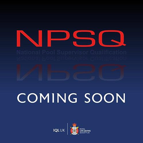 National Pool Supervisor Qualification (NPSQ)