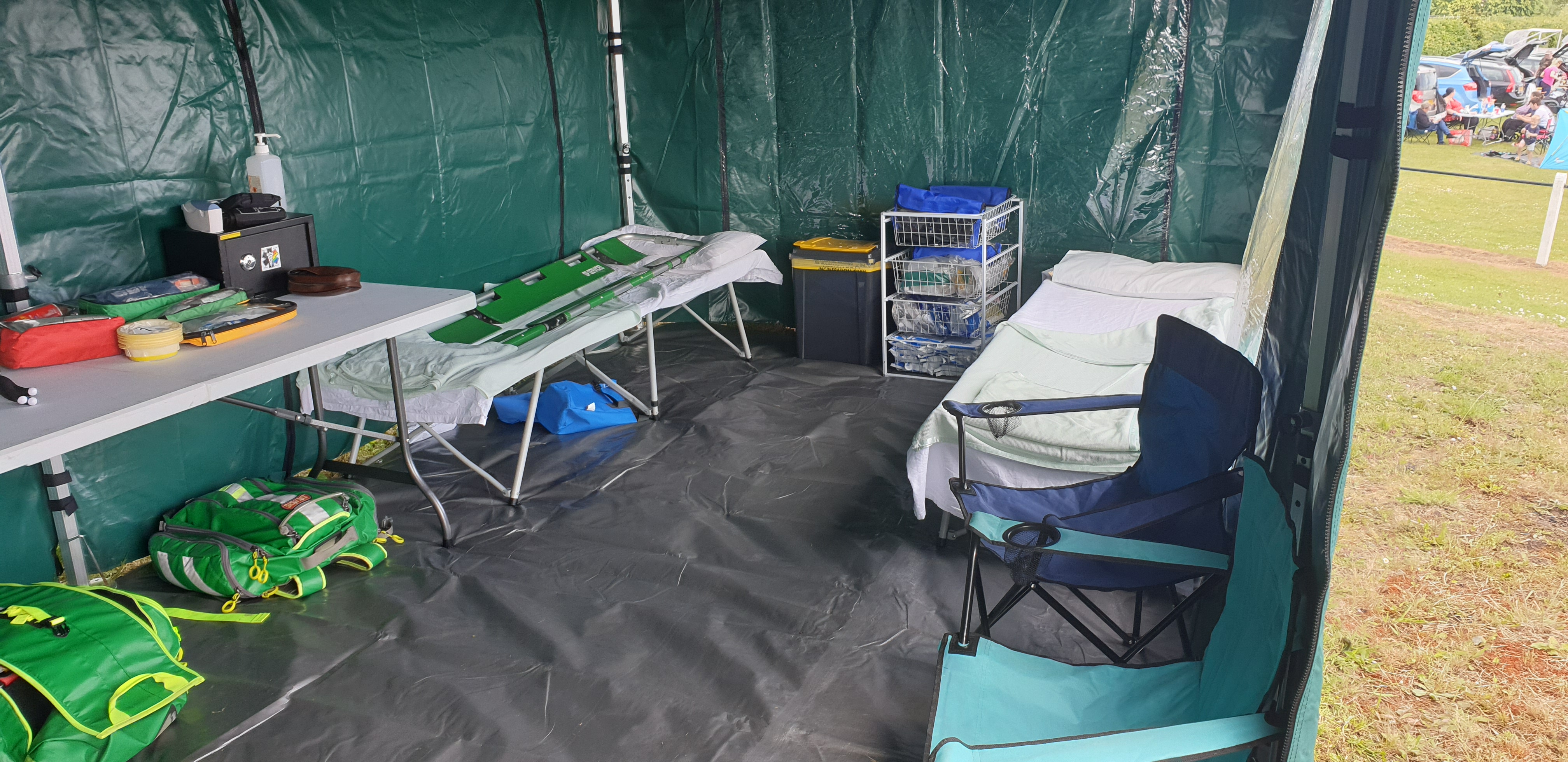 Mid Tent