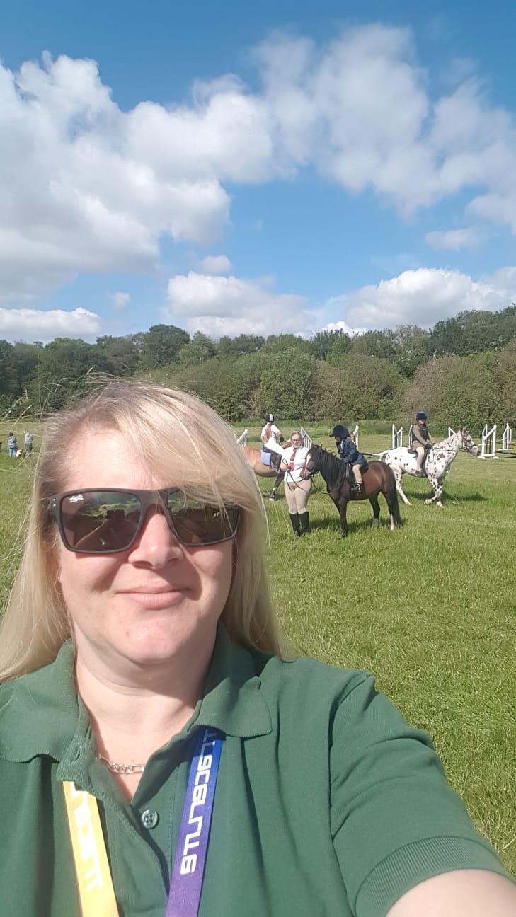 Equestrian Event